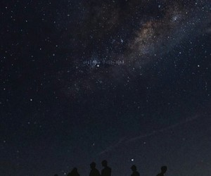 Chen, Dubai, and galaxy image