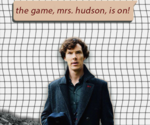 sherlock, wallpaper, and lockscreen image