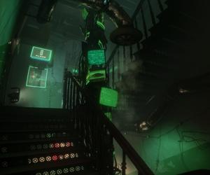 aesthetic, cyberpunk, and glow image