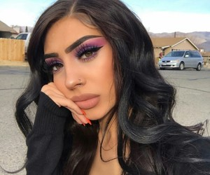 goals, makeup, and pretty girl image