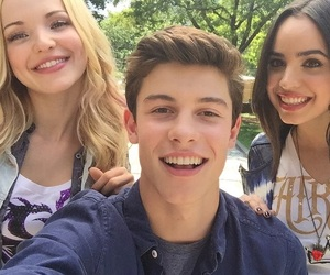 shawn mendes, shawnmendes, and dove cameron image