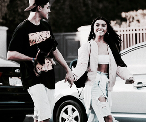 madison beer, jack gilinsky, and jadison image