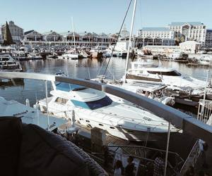 cape town, south africa, and waterfront image