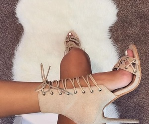 heels, luxury, and shoes image