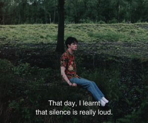 james, quotes, and silence image