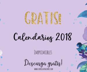 calendario 2018 image