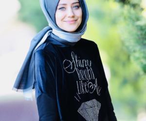 cutie and hijab image