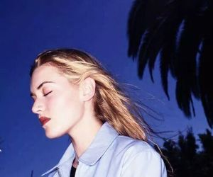 kate winslet, night, and titanic image