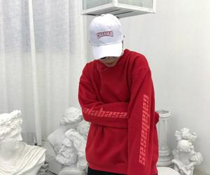 asian fashion, boy, and kfashion image