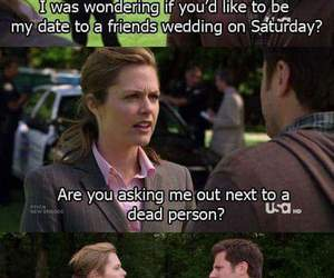 funny, tv show, and psych image