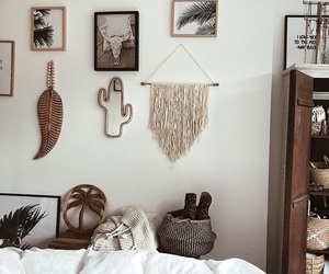 home decor, neutrals, and neutral tones image