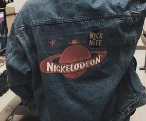 nickelodeon, grunge, and jacket image