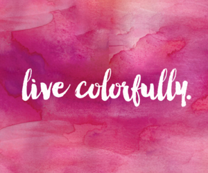 color, life, and live image
