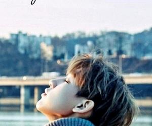 mark, jinyoung, and baby bird image