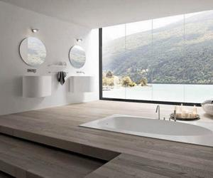 bathroom, house, and home image