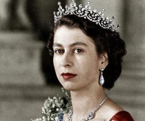 Queen, Elizabeth, and london image