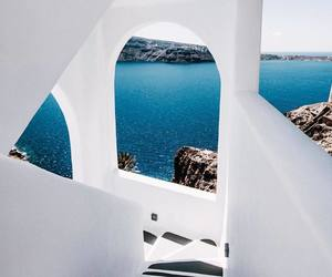 Greece and paradise image
