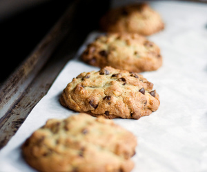 chocolate chip cookie, fav20, and www.danielkrieger.com image