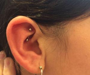 beautiful, ear, and earring image