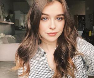 beauty, girl, and acacia brinley image