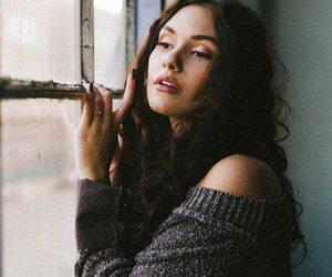 girls, goddess, and model image