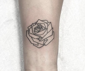 flower, in, and indie image