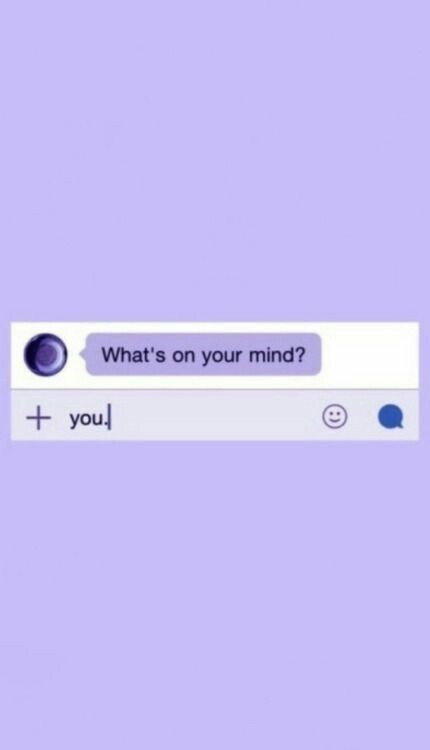 purple, quotes, and you image