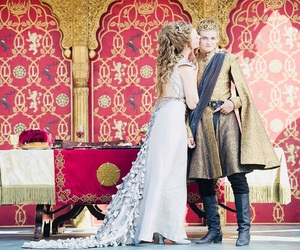 game of thrones, purple wedding, and margaery tyrell image
