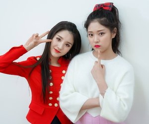 heejin, hyunjin, and kpop image