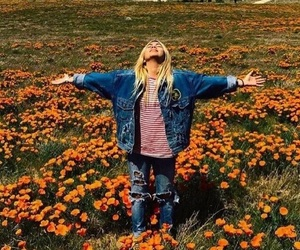 aesthetic, flowers, and hayley image