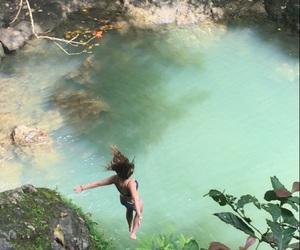 adventure, costa rica, and sun image