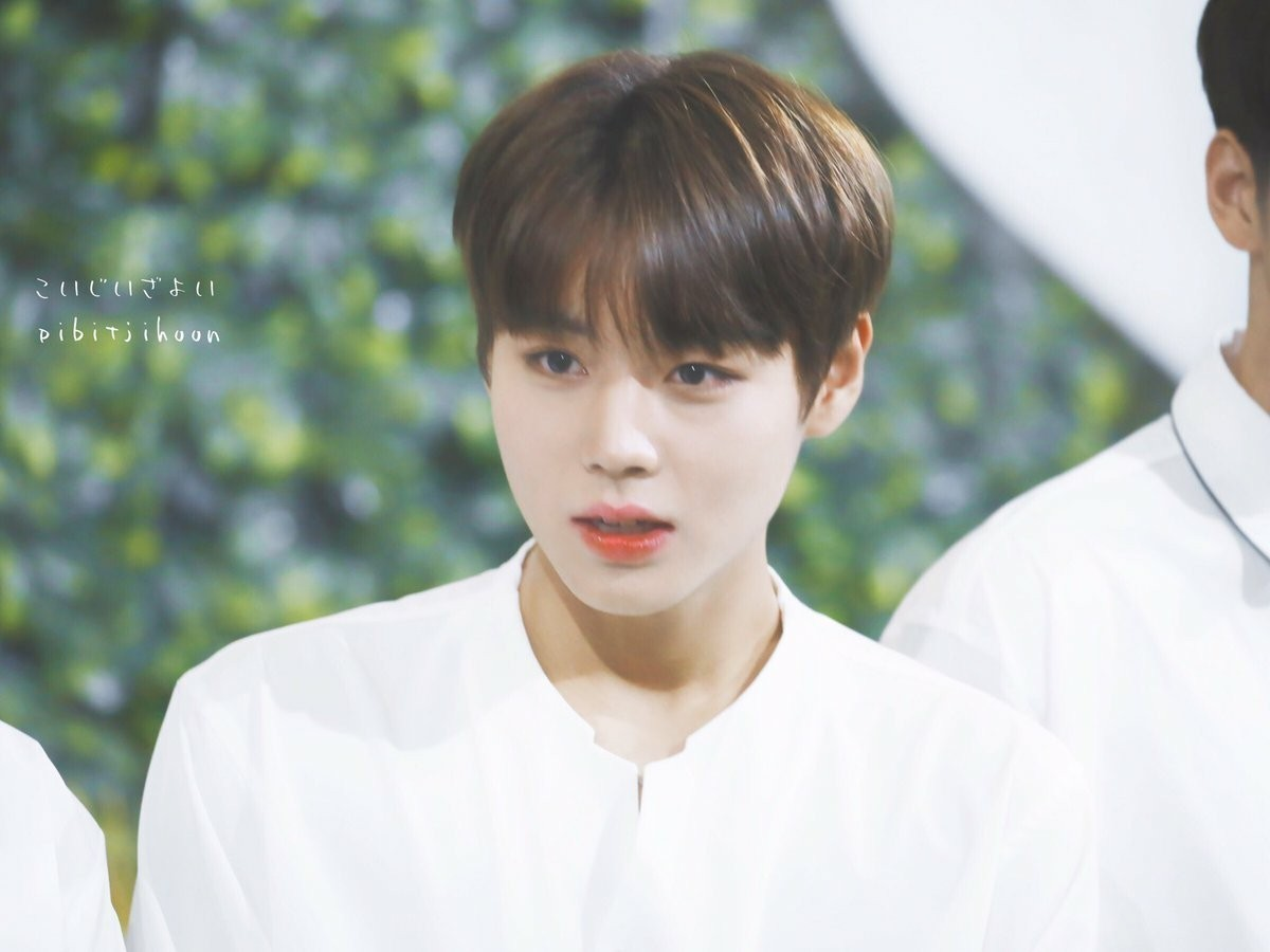 481 Images About Park Jihoon On We Heart It See More About