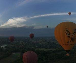 balloon, beautiful, and inspiration image