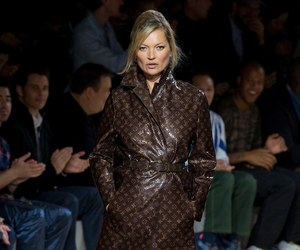 fashion, kate moss, and Louis Vuitton image