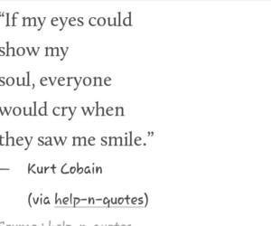 kurt cobain, Lyrics, and music image