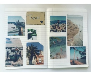 journal, travel, and world image