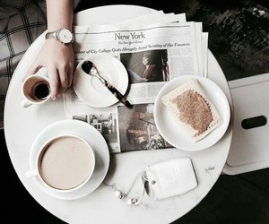 coffee and lifestyle image
