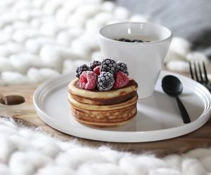 berries, lifestyle, and breakfast image