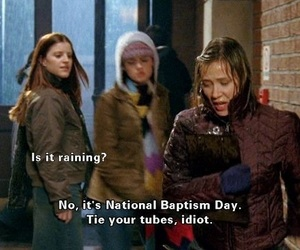 gilmore girls, funny, and paris image