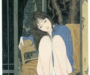 art, girl, and Takato Yamamoto image