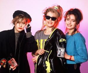 80's, music, and bananarama image