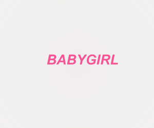 headers, babygirl, and pink image