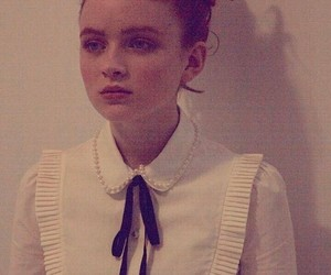 sadie sink and stranger things 2 image