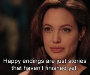 Angelina Jolie, quotes, and brad pitt image