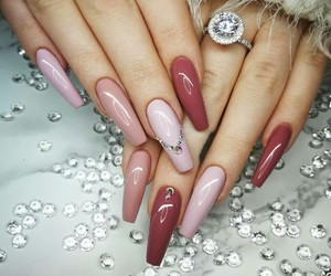 perfect girly, girls inspo, and nail claws image