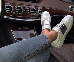 basket, luxury, and shoes image