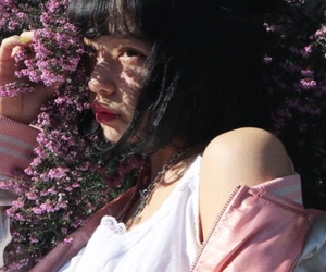 girl and 田中芽衣 image