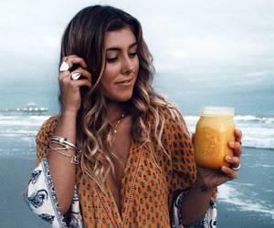 hawaii, smoothie, and vegan image