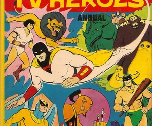 comics and hanna barbera image