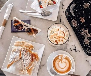 coffee, food, and dessert image